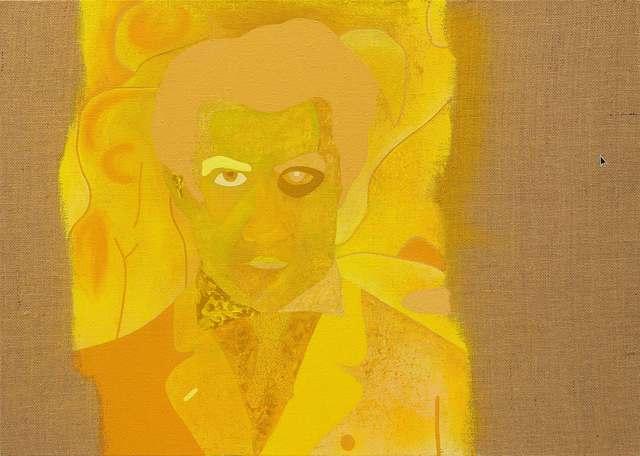 , 'Ritratto di Kasimir Malevich (Saturnus),' 2017, M77 Gallery