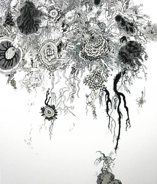 Hitomi Aoki, 'Spill', 2012, galerie bruno massa
