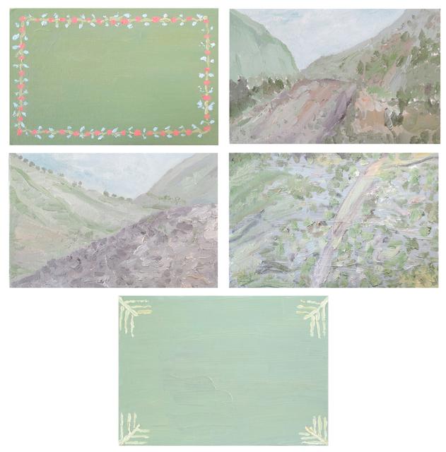 , 'Fragmentos de la mala hierba,' 2012, Galeria Leme