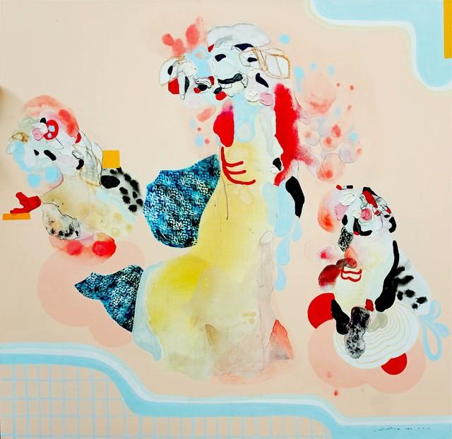 , 'Take a Bath,' 2018, Redbase Art