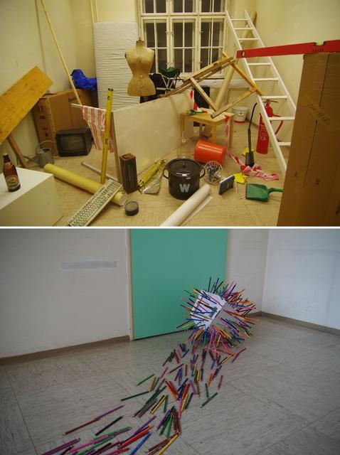 , 'Raum 1-2-3,' 2011, MUJIN-TO Production