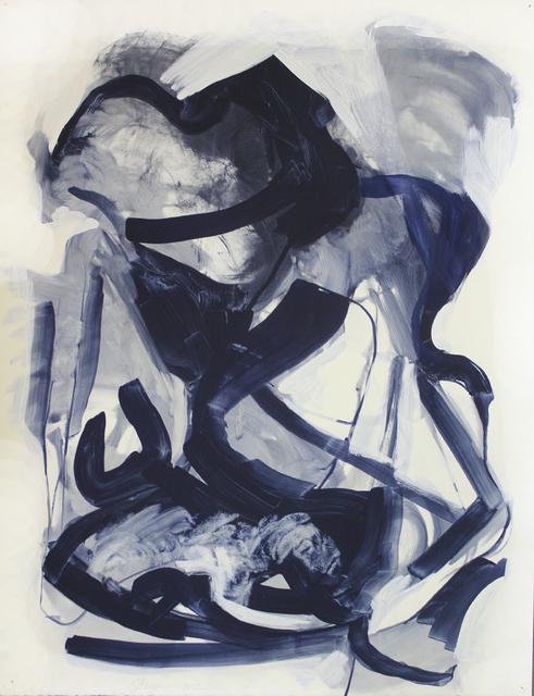 , 'Trampled,' 2012, Matthew Rachman Gallery
