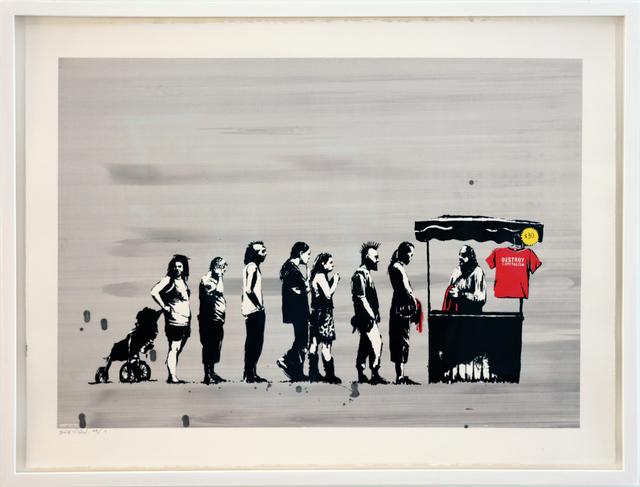 , 'Festival Colour AP signed,' 2006, Galerie Kronsbein