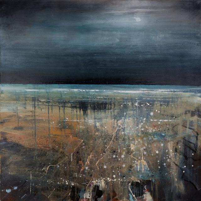 , 'Nightswim,' 2017, Thackeray Gallery