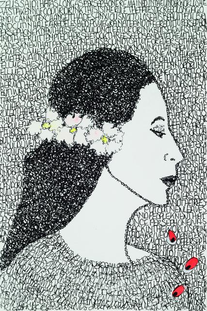 , 'Persephone,' 2017, Candida Stevens