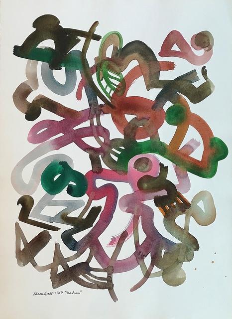 , 'Nahum,' 1967, Lawrence Fine Art