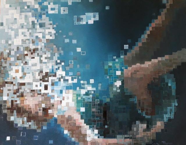 , 'Sync,' 2018, Absolut Art Gallery