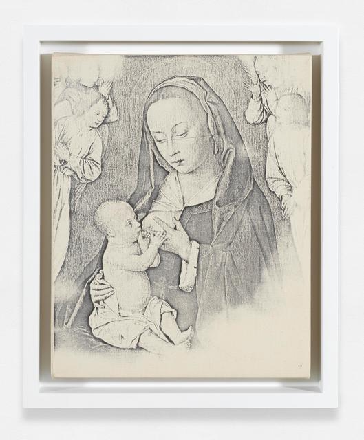 , 'Madonna & Child,' 1964, The Mayor Gallery