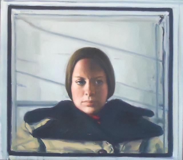 , 'Portrait of Eileen,' 1974, Cerulean Arts