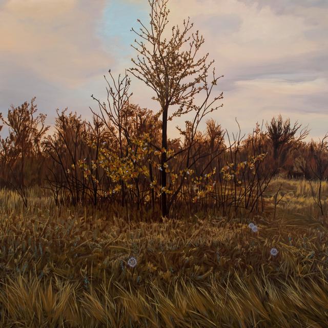 , 'Refuge,' 2018, Goodwin Fine Art