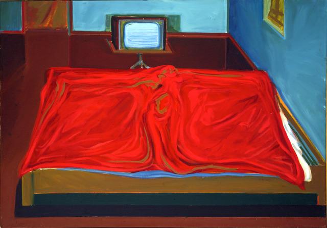 , 'Rote Decke,' 1976, Beck & Eggeling