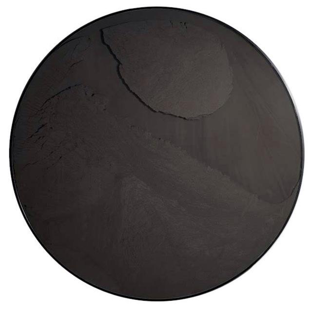 , 'Gran Circulo Negro,' 2011, Galería RGR