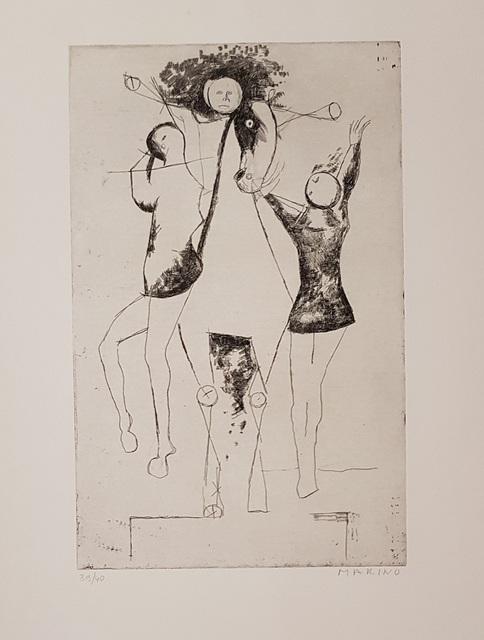 , 'Giocolieri,' 1969, Wallector