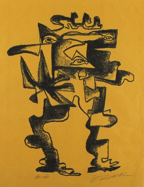 , 'Le regard multiple,' 1966, Sylvan Cole Gallery