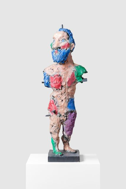 Markus Lüpertz, 'Herkules Entwurfsmodell 4', 2009, Almine Rech