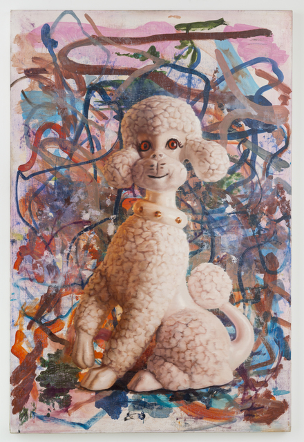 , 'Abstract Poodle,' 2017, Castor Gallery