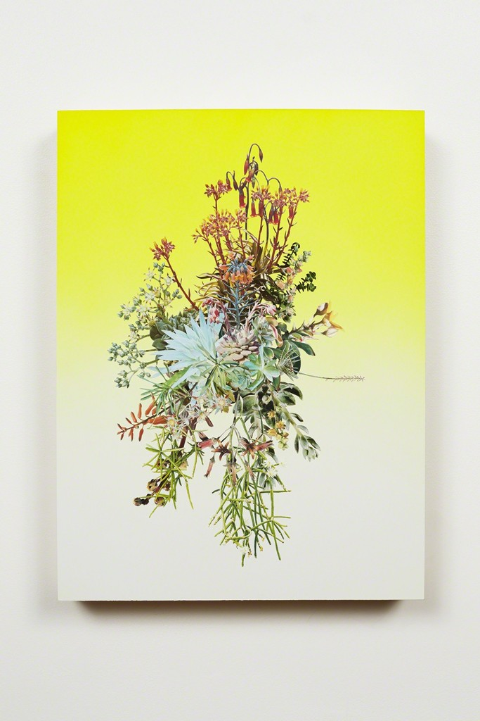Stephen Eichhorn, 'Trance (Yellow Fade),' 2012, CES Gallery