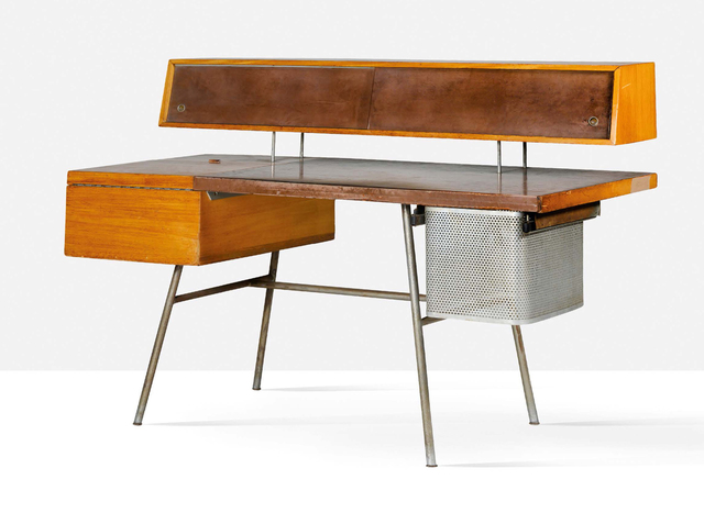 George Nelson, 'Home office desk', 1946, Aguttes