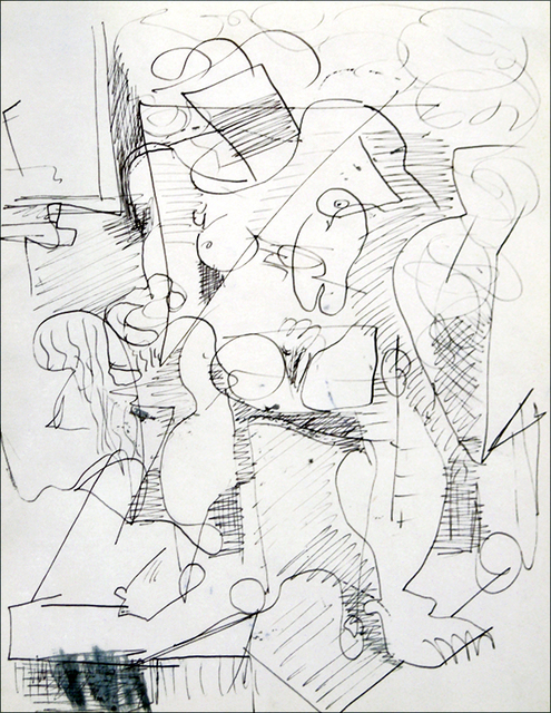 , 'Untitled,' ca. 1939, Somerville Manning Gallery