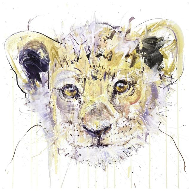 Dave White, 'Lion Cub', 2018, Hang-Up Gallery