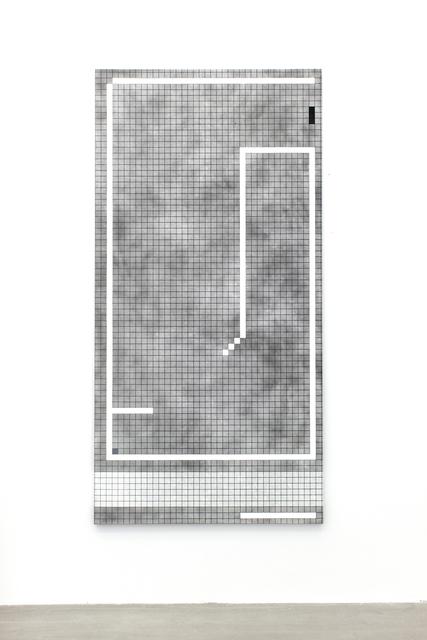 , 'Grid,' 2016, Galleri Jacob Bjørn