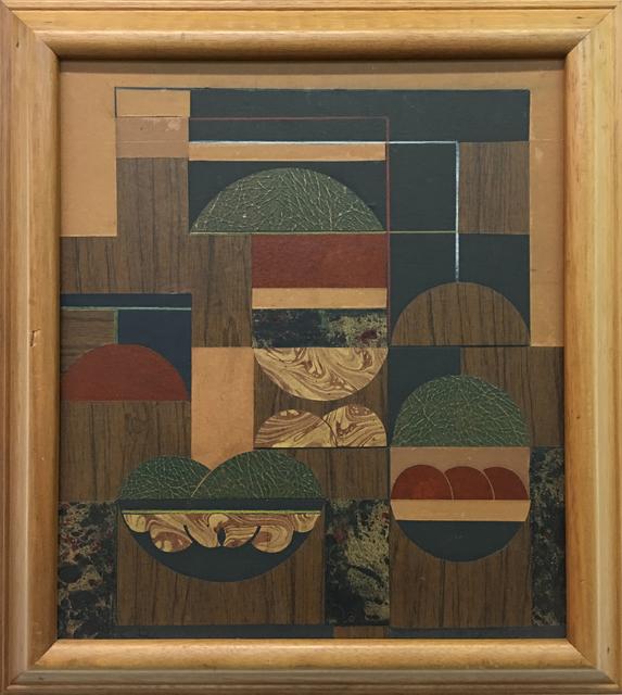 , 'Cosas y cosas,' 1960, Durban Segnini Gallery