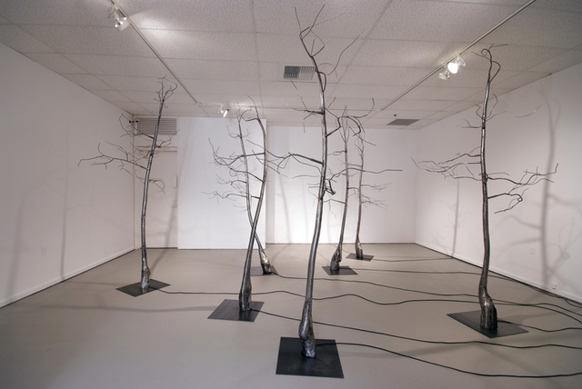 Brandon Vickerd, 'Bionic Forest', 2005, Art Mûr
