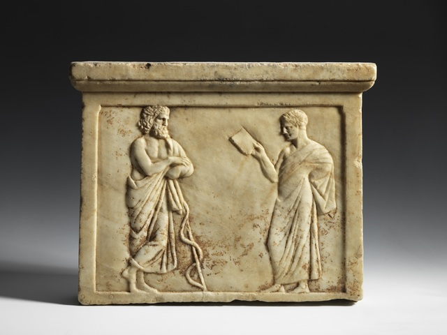 , 'A Votive Relief with Asklepios,' , Cahn International
