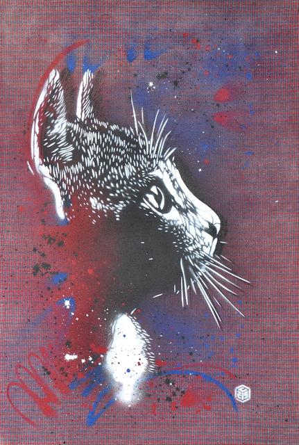 , 'Cat ,' 2016, Mazel Galerie