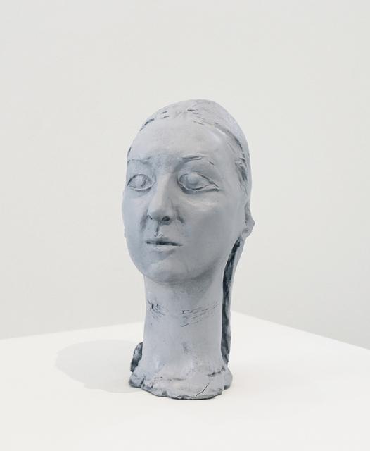 Julieta Aranda, 'Testa Franca Bissoni terracotta', 2014, Galería OMR