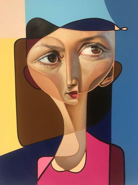 , 'Laura,' 2018, NextStreet Gallery