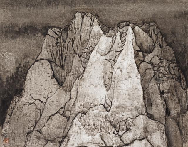 , 'Mind Landscape Series No. 6  胸中丘壑系列6號,' 2016, Rasti Chinese Art