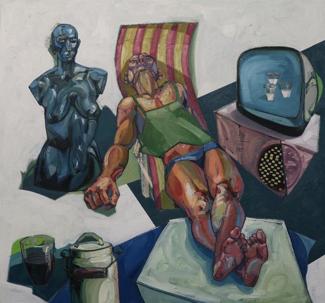Nigatu Tsehay, 'Fragile Reality', 2017, Christopher Moller Gallery