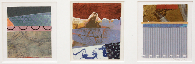 , 'Untitled Collage #12 + 67 + 75,' , Wallace Galleries