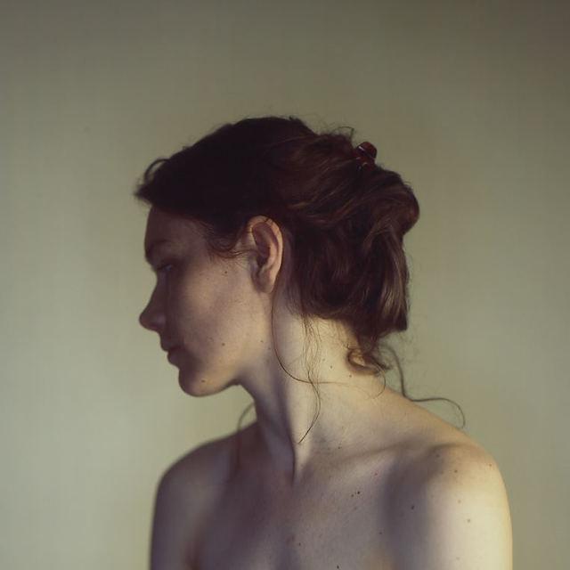 , 'Vanessa profile,' 2018, Fraenkel Gallery