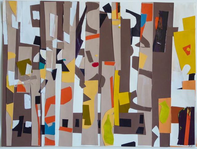Stephanie Franks, 'Breakfast Boogie-Woogie', 2019, Paul Thiebaud Gallery