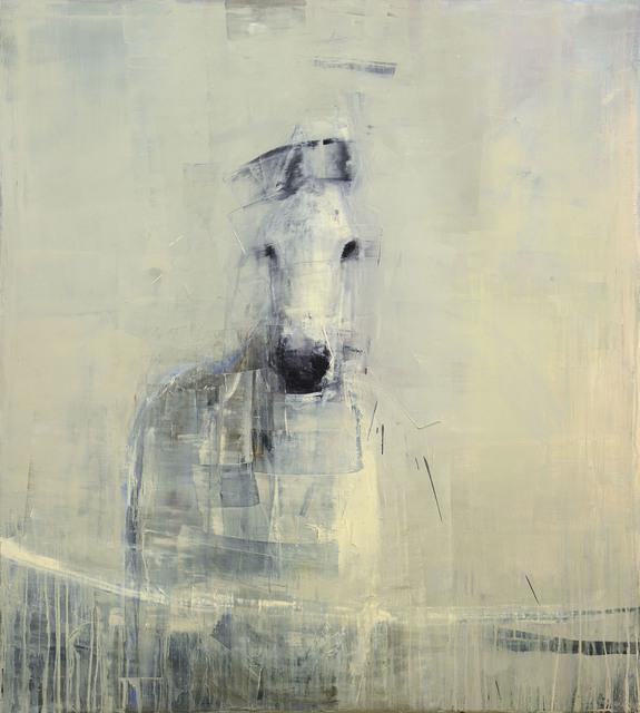 , 'White Horse,' 2015, Clark Gallery