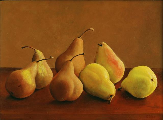, 'Seven Pears,' , Zenith Gallery