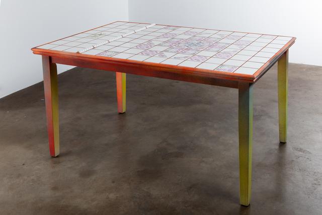 , 'Celosia,' 2015, Erin Cluley Gallery