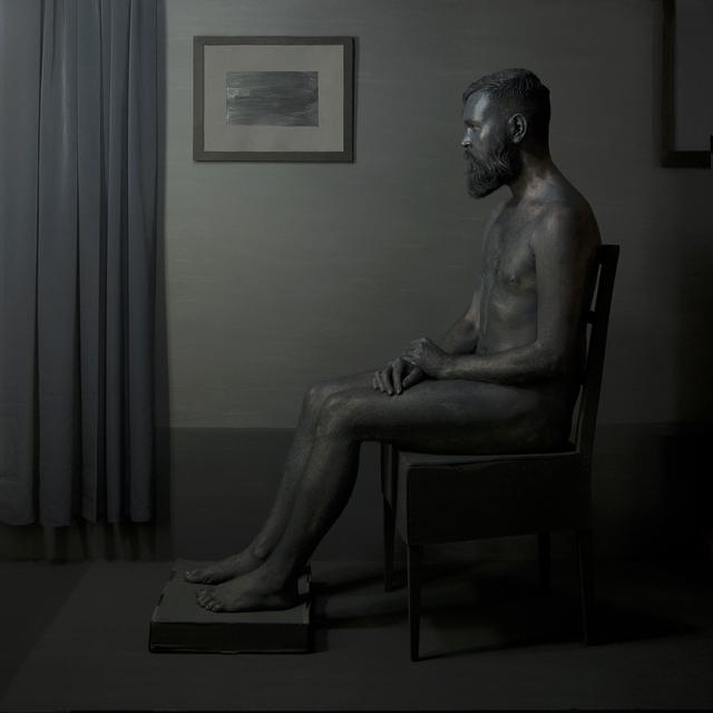 , 'Arranjo em Cinza,' 2014, Athena Contemporânea