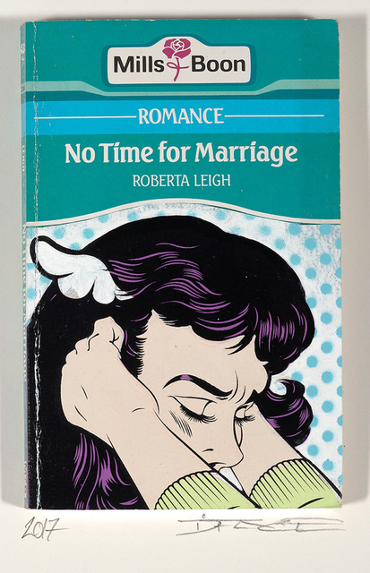 , 'No Time For Marriage ,' 2017, Treason Gallery