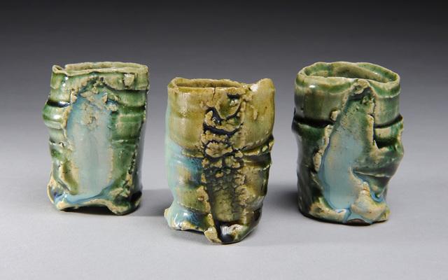 , 'Sake Cups Oribe,' , LACOSTE / KEANE GALLERY