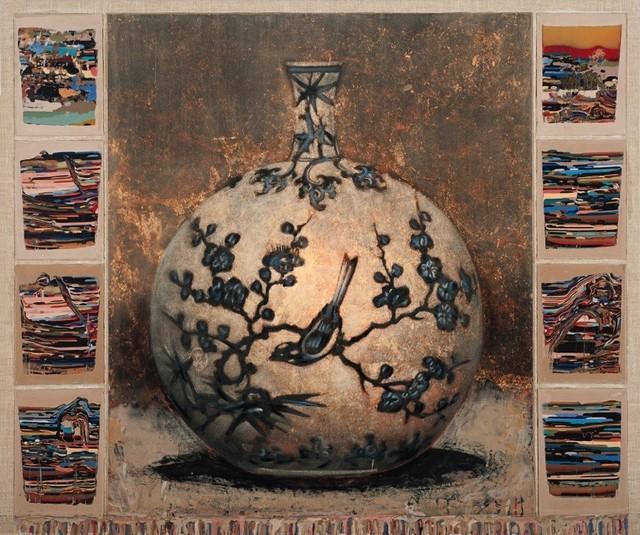 , 'Où nos rêves sont prisonniers no 1      ,' 2015, Galerie de Bellefeuille