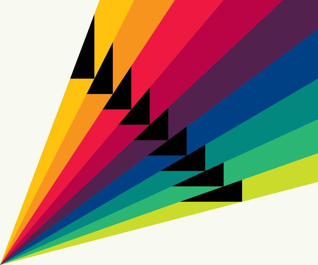 , 'Chromatic Stripes #1,' , ArtStar