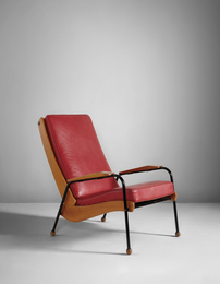 Rare 'Visiteur' armchair, model no. 350