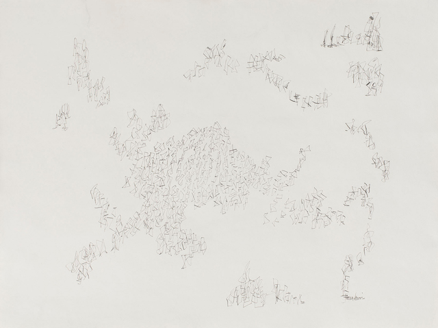 Norman W. Lewis, 'Untitled', ca. 1970, Michael Rosenfeld Gallery