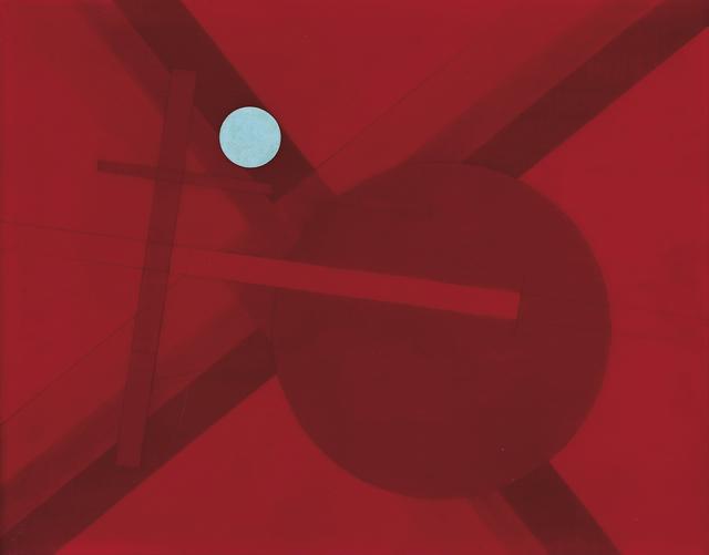 , 'Composition G4,' 1926, Galerie Le Minotaure