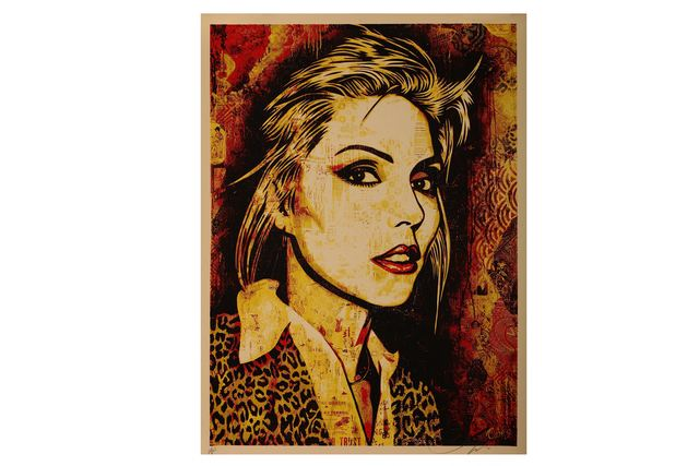 Shepard Fairey, 'Debbie Harry', 2010, Chiswick Auctions