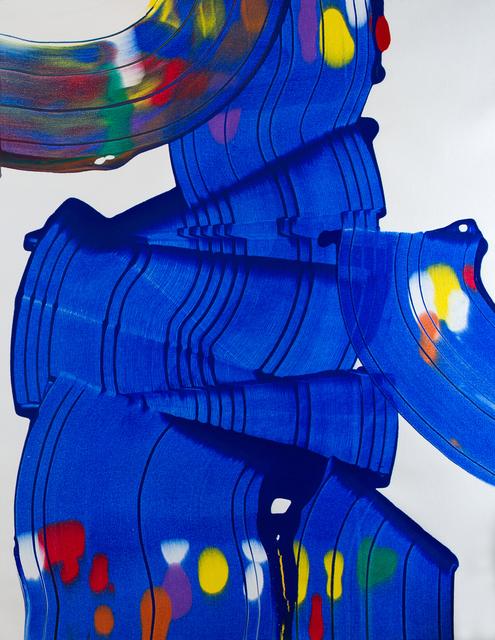 , 'Blue Sonata,' 2014, Art House Press