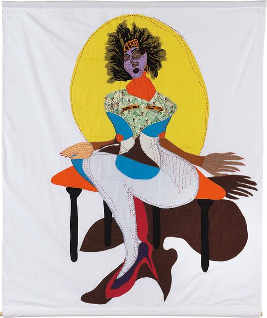 Tschabalala Self, 'Princess', 2018, Phillips
